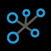 Icon-Network-Interconnectivity