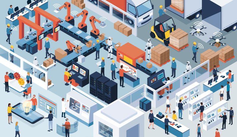 Cybersécurité industrielle : quelle priorité pour l'année ? | Stormshield
