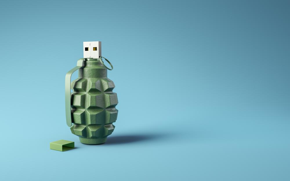 Should companies ban USB devices? | Stormshield