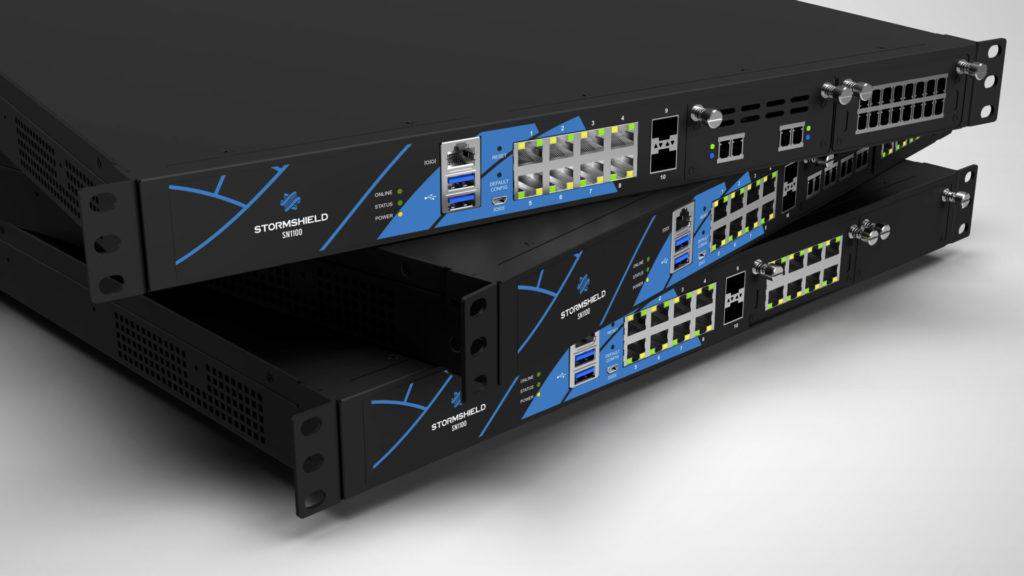 SN1100, new appliance in SNS firewall range | Stormshield